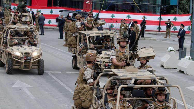 الولايات المتحدة تسلم الجيش اللبناني شحنة صواريخ ذكية موجهة بالليزر (صور)