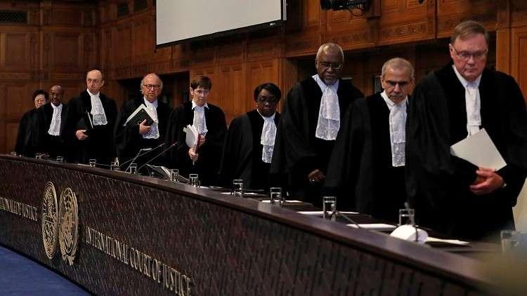 محكمة العدل الدولية تقبل الدعوى الإيرانية ضد واشنطن