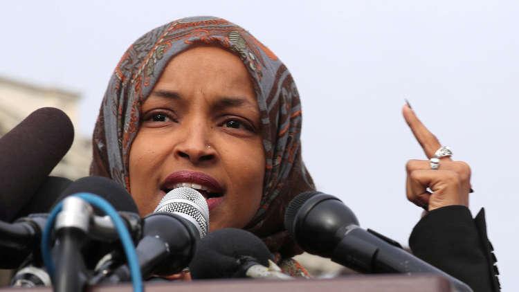 نائبة مسلمة في الكونغرس لترامب: تاجرت بالكراهية طيلة حياتك ضد المسلمين واليهود