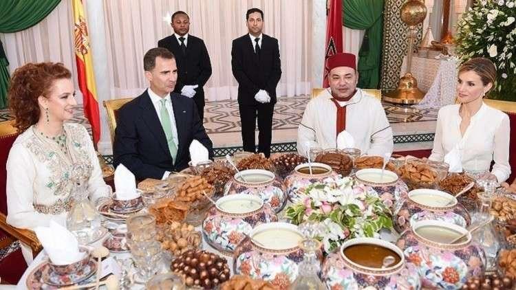 لقاء الملك المغربي والعاهل الإسباني يعيد ملف