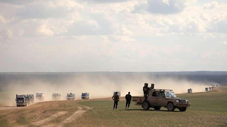 المرصد السوري: استسلام  240 عنصرا  من تنظيم