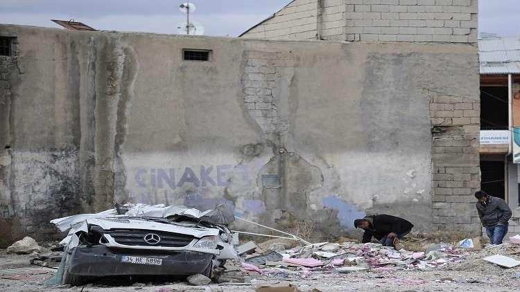 هزات أرضية استمرت 50 يوما في تركيا ولم يشعر بها أحد