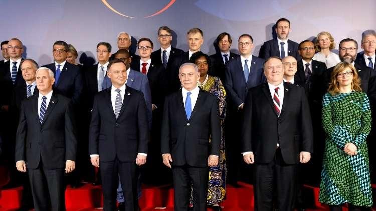 بومبيو: السلام في الشرق الأوسط مستحيل بدون مجابهة إيران