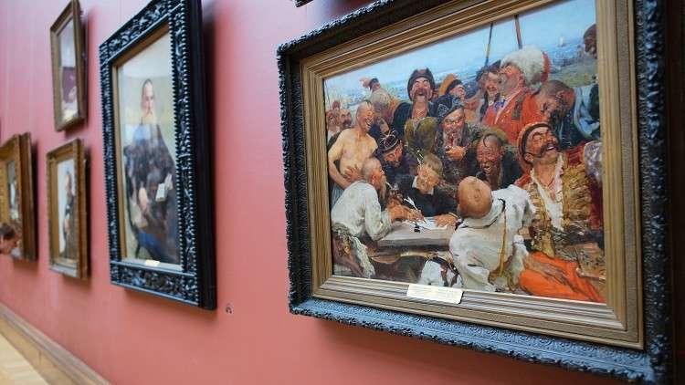 بعد سرقة لوحة ثمينة.. تزويد