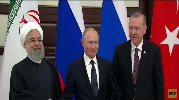قمة سوتشي تؤكد أن اتفاق إدلب مؤقت