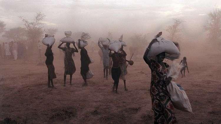 نساء في جمهورية جنوب السودان - أرشيف