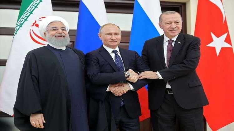 أردوغان: مستعدون لعمليات مشتركة مع روسيا وإيران لمكافحة الإرهابيين في إدلب
