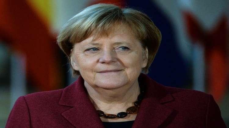 ميركل: لا مصلحة لأوروبا بضرب العلاقات مع روسيا