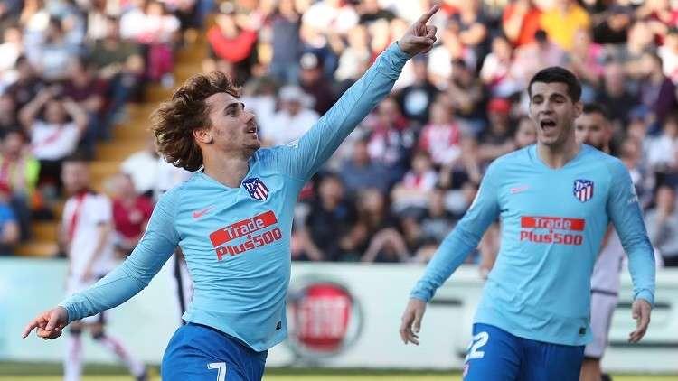أتلتيكو مدريد يتغلب على رايو فاليكانو ويستعيد وصافة الليغا مؤقتا (فيديو)