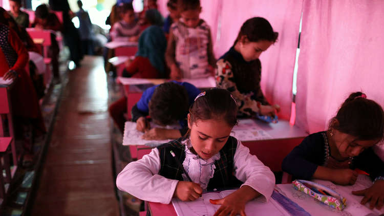 نقابة المعلمين في العراق تدعو إلى إضراب شامل