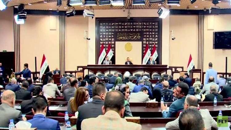حراك برلماني عراقي ضد الوجود الأمريكي