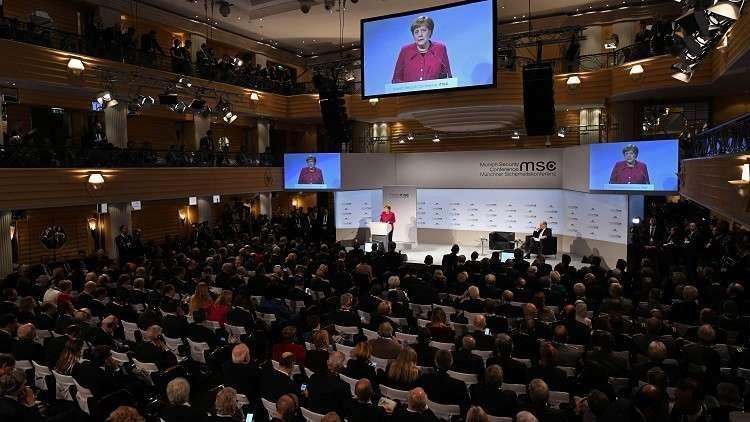 مؤتمر ميونخ للأمن في ألمانيا