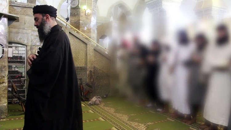 مصدر استخباراتي عراقي لـRT: البغدادي على قيد الحياة في سوريا