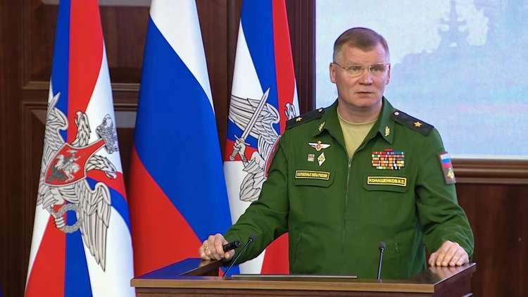 الدفاع الروسية: اتهام روسيا حول انتهاك صاروخ 9M729 لمعاهدة الصواريخ مبني على معلومات مفبركة