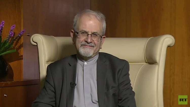 نائب وزير الخارجية الإيراني سعيد سجادبور