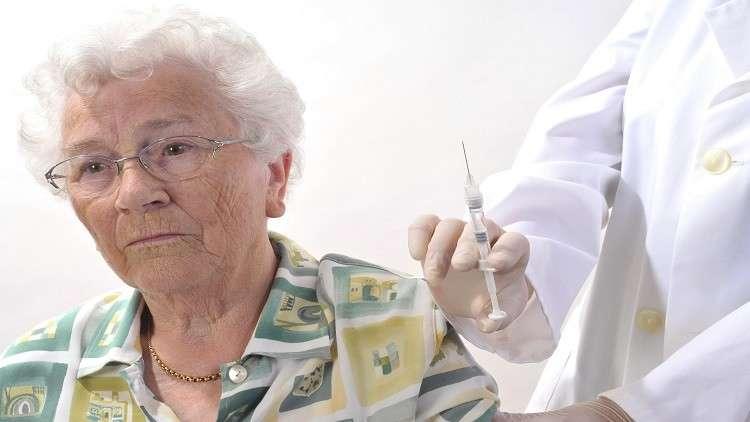اكتشاف سبب عدم استفادة المسنين من اللقاحات المضادة للإنفلونزا