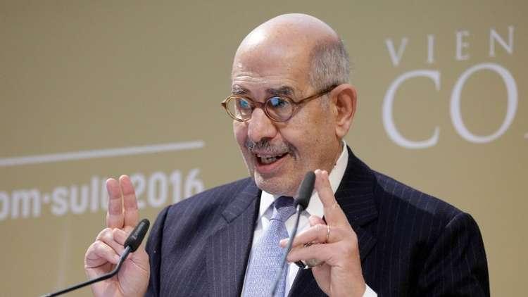 البرادعي يدعو الرئيس عبد الفتاح السيسي إلى الاقتداء بالرئيس الموريتاني