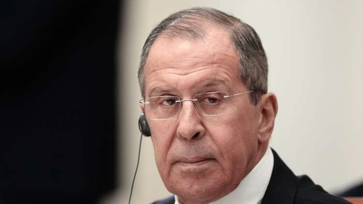 لافروف.. تشكيل اللجنة الدستورية السورية صار في مراحله الأخيرة