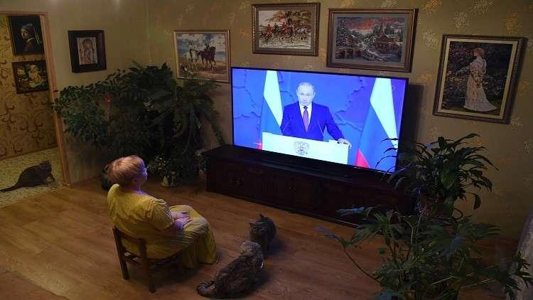 بوتين: المشاريع التنموية هي مشاريع وطنية