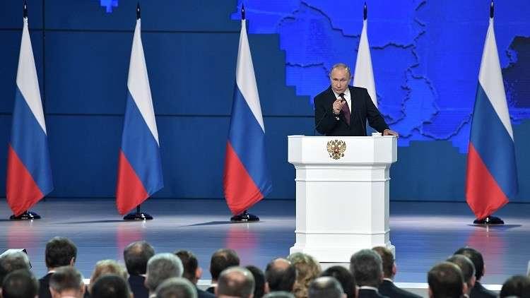 بوتين يحذر: أقول اليوم بكل صراحة حتى لا يلومنا أحد!