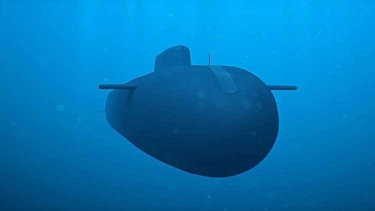 الدفاع الروسية تنشر فيديو لغواصة