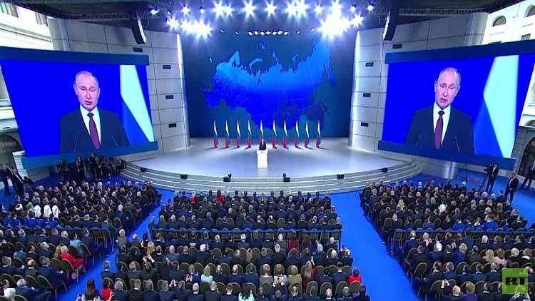 بوتين: سنضرب مراكز التهديد العسكري ضدنا