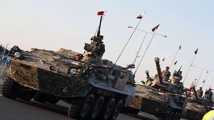 قوات عسكرية قطرية تصل السعودية للمشاركة في تمرين