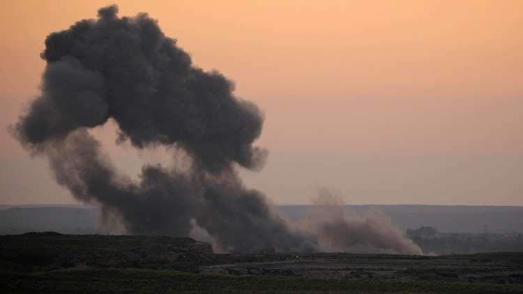 سوريا.. سقوط قتلى وجرحى بانفجار شرقي دير الزور (صورة)
