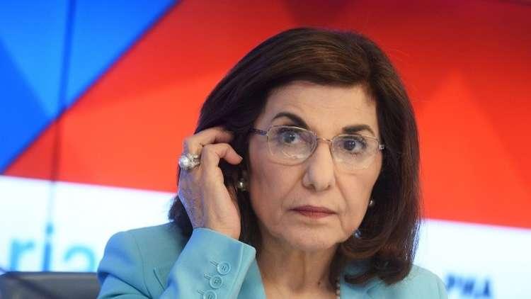 مستشارة الأسد تتهم أردوغان بمحاولة تغيير هوية سوريا
