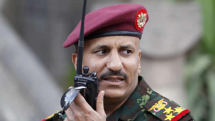 طارق صالح نجل شقيق الرئيس اليمني الراحل