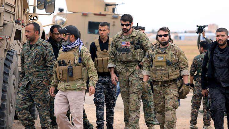 قوات سوريا الديمقراطية ترحب بقرار إبقاء جنود أمريكيين