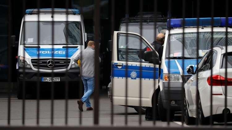 الشرطة الألمانية - أرشيف -
