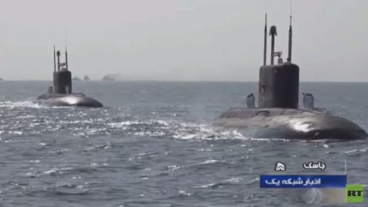 انتهاء مناورات إيران العسكرية في الخليج