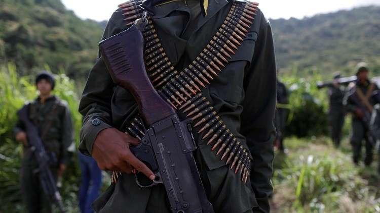 القوات الفنزويلية تعلن صد هجوم مسلح على الحدود مع كولومبيا