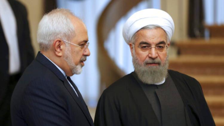 روحاني يرفض استقالة ظريف