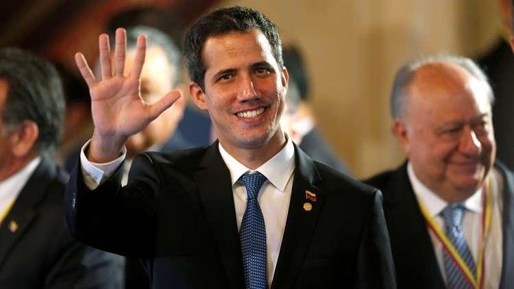 مسؤول فنزويلي: غوايدو قد يواجه عقوبة السجن 30 عاما