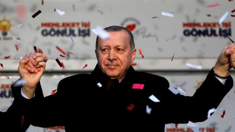 القاهرة ردا على أردوغان: حاقد على مصر