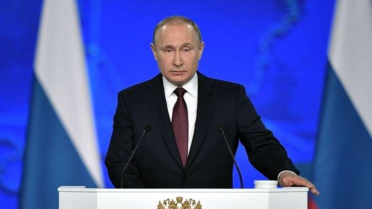 بوتين يصدر تعليماته لتطوير التعليم والتكنولوجيا في روسيا