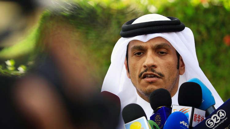 قطر: على دول الخليج التفاهم مع إيران والمبادرات الأحادية لن تنجح