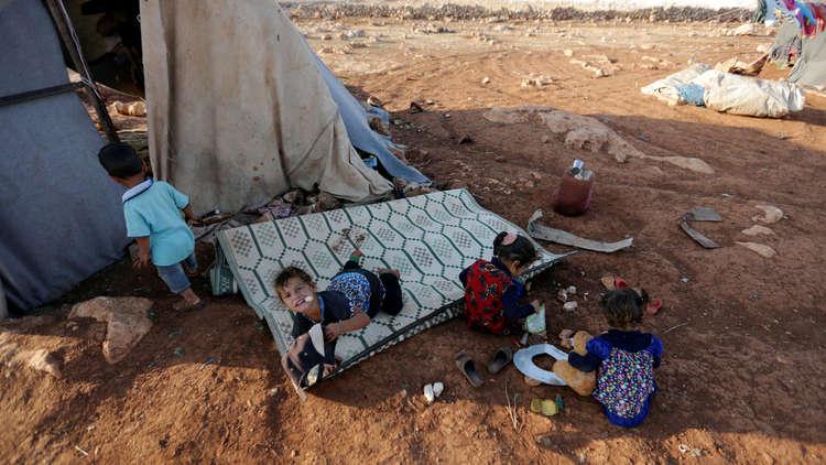 منظمة الصحة العالمية تعلن مصرع 73 شخصا معظمهم أطفال في مخيم الهول بسوريا