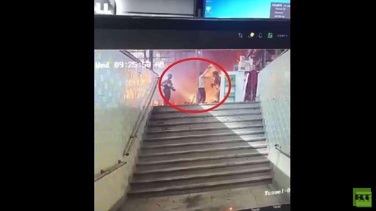 بطل إنقاذ ضحايا محطة القطارات في مصر يكشف تفاصيل مرعبة عن الحادث (صورة)