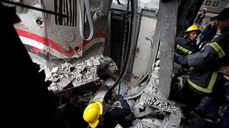النيابة العامة المصرية تعلن التفاصيل الكاملة للحادث المروع في محطة مصر