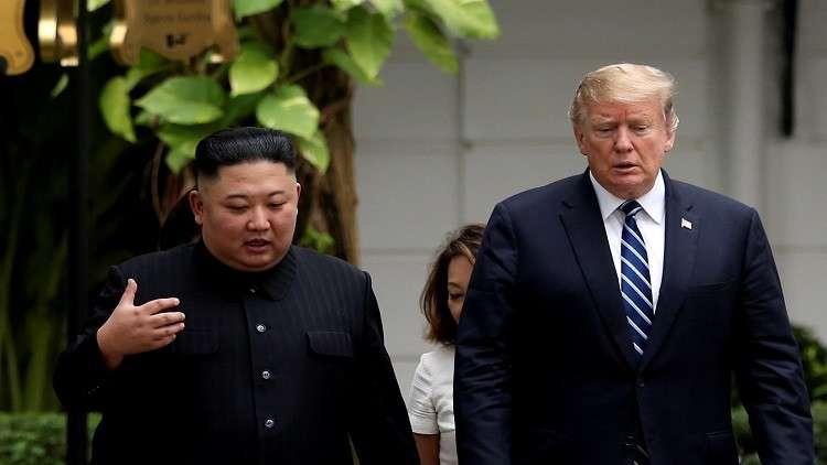 البيت الأبيض يعلن تعثّر مفاوضات كيم ترامب في هانوي