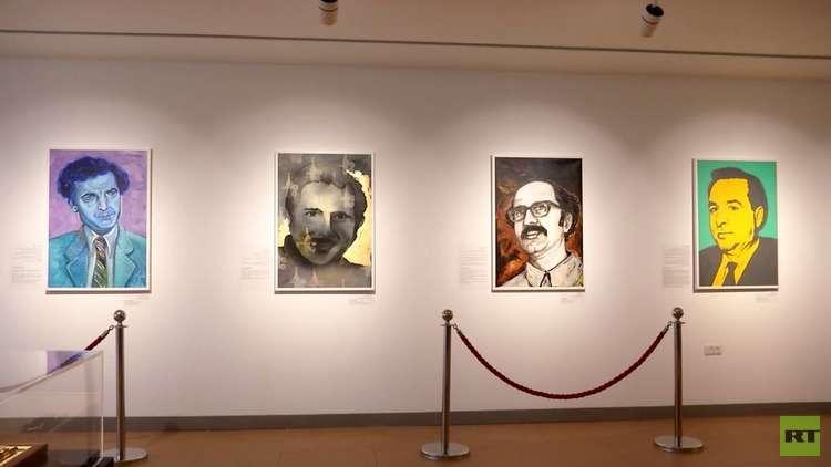 """معرض """"اغتيال"""" لمثقفي الثورة الفلسطينية"""