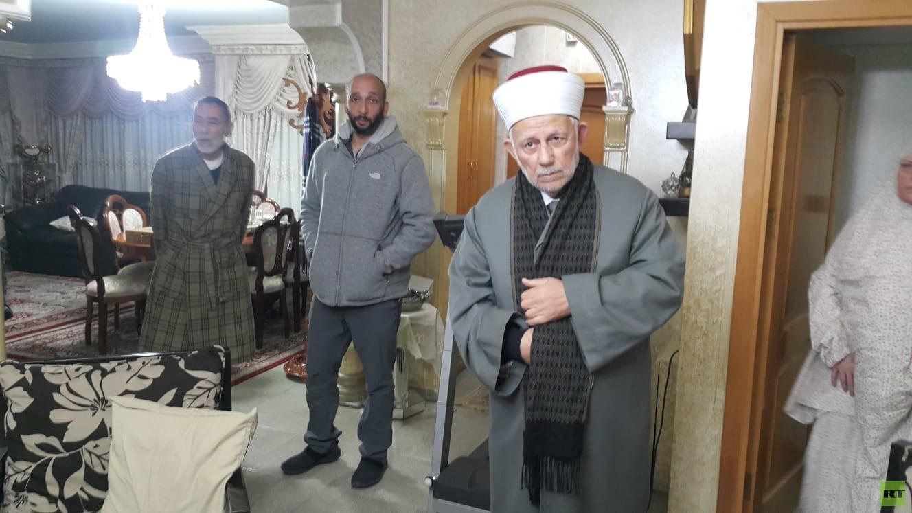 بالصور.. إسرائيل تعتقل رئيس مجلس الأوقاف في القدس وتقرر إبعاده عن الأقصى