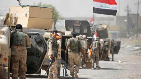 أفراد الجيش العراقي - أرشيف