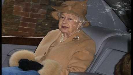 خطة لإجلاء الملكة إليزابيث من لندن