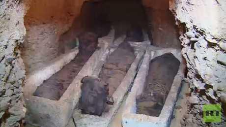 الآثار المصرية تعلن أول كشف لهذا العام