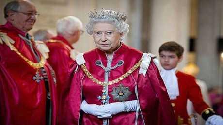 الملكة إليزابيث الثانية