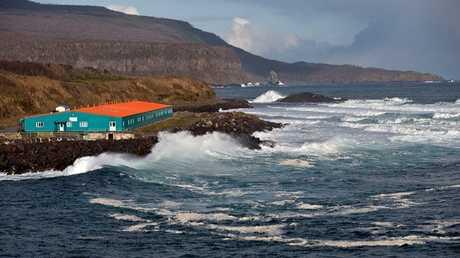 إيتوروب، إحدى جزر الكوريل الجنوبية